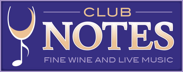 NOTES Music Room and Wine Bar Logo